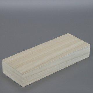 桐箱 長方形ホm W300D100H45