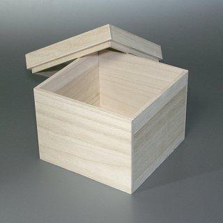 桐箱 正方形サm W140D140H130