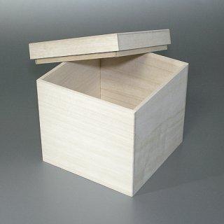 桐箱 正方形サm W140D140H150
