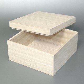 桐箱 正方形サm W180D180H100