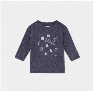 COMET BENNY LONG SLEEVE T-SHIRT(baby) 60%off