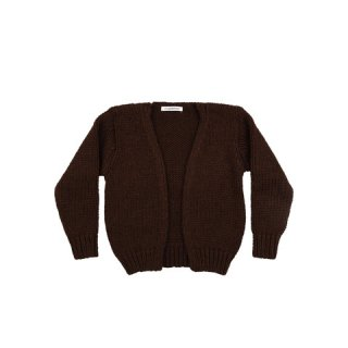 Cardigan (Bitter Chocolate) 60%off