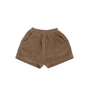 Chocolate Pony Rib Shorts 60%off