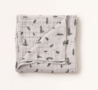 Rosemary Swaddle Blanket