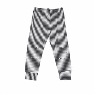 Legging(black×white Stripe) 20%off