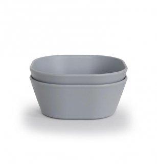 Dinner Bowl Square/2set (Cloud)