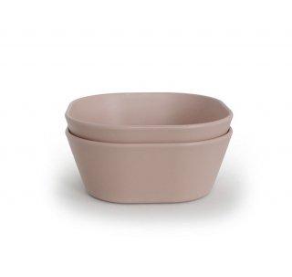 Dinner Bowl Square/2set (Blush)
