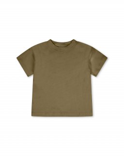 <img class='new_mark_img1' src='https://img.shop-pro.jp/img/new/icons24.gif' style='border:none;display:inline;margin:0px;padding:0px;width:auto;' />(21SS) BASIC T-SHIRT/OLIVE 30%off