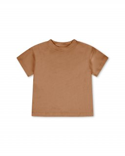 <img class='new_mark_img1' src='https://img.shop-pro.jp/img/new/icons24.gif' style='border:none;display:inline;margin:0px;padding:0px;width:auto;' />(21SS) BASIC T-SHIRT/TERRACOTTA 30%off