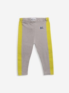 <img class='new_mark_img1' src='https://img.shop-pro.jp/img/new/icons15.gif' style='border:none;display:inline;margin:0px;padding:0px;width:auto;' />(21AW) Yellow Stripes Leggings(Baby)