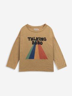 <img class='new_mark_img1' src='https://img.shop-pro.jp/img/new/icons15.gif' style='border:none;display:inline;margin:0px;padding:0px;width:auto;' />(21AW)Talking Bobo Rahobow longsleeve T-shirt