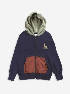<img class='new_mark_img1' src='https://img.shop-pro.jp/img/new/icons15.gif' style='border:none;display:inline;margin:0px;padding:0px;width:auto;' />21AW Scholar Worm zipped hoodie