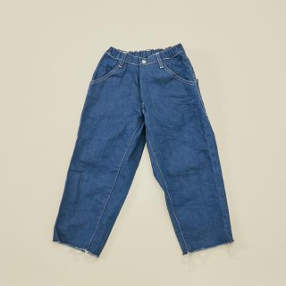 <img class='new_mark_img1' src='https://img.shop-pro.jp/img/new/icons15.gif' style='border:none;display:inline;margin:0px;padding:0px;width:auto;' />21AW wide cropped denim/vintage blue