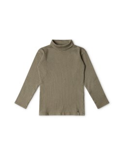 <img class='new_mark_img1' src='https://img.shop-pro.jp/img/new/icons15.gif' style='border:none;display:inline;margin:0px;padding:0px;width:auto;' />(21AW) Ribbed Turtleneck / olive
