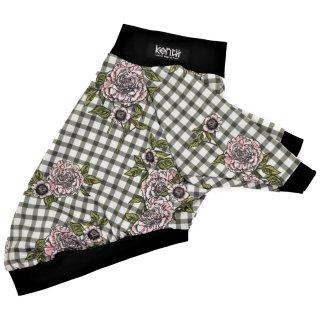 Mods Flower(GRAY)/ モッズフラワー・グレー