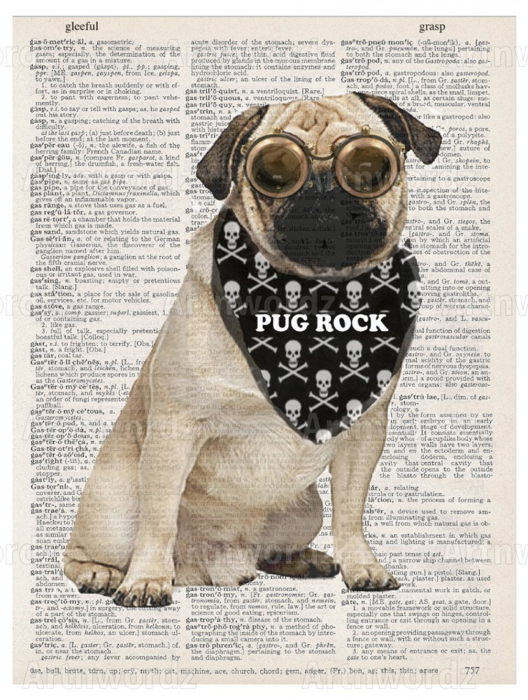 Steam Punk Pug