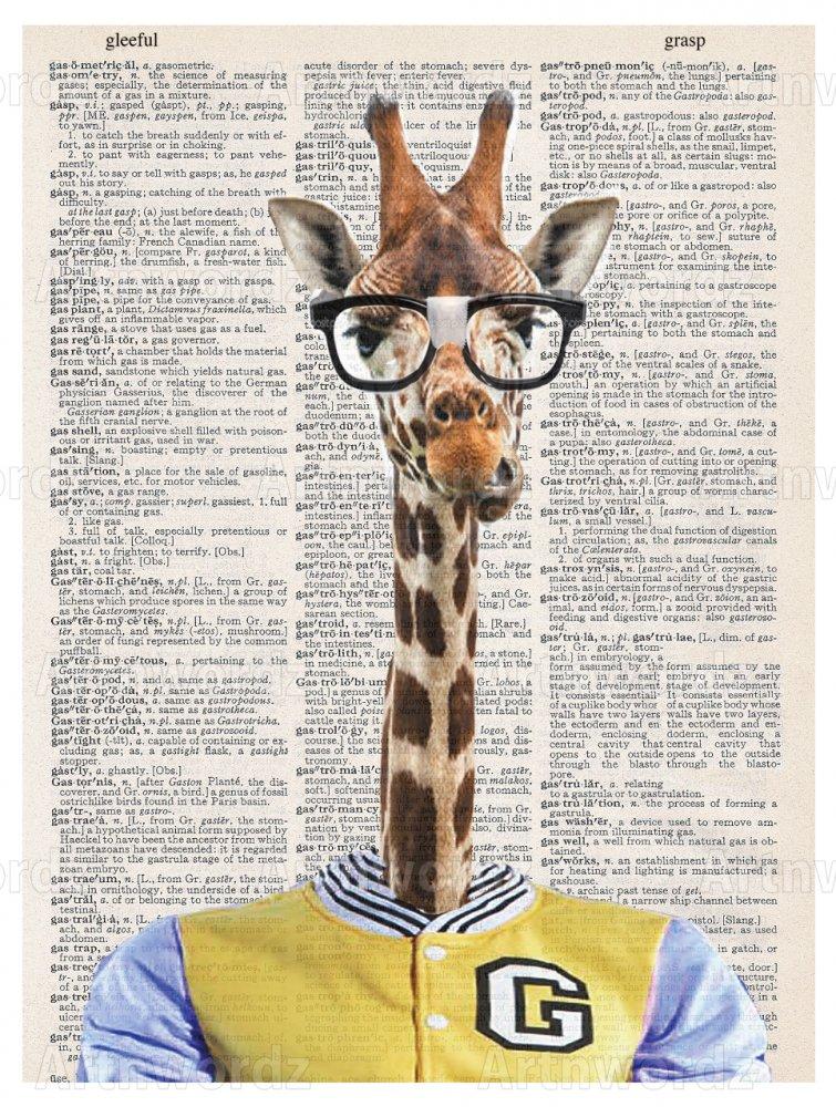 Bertram Male Giraffe