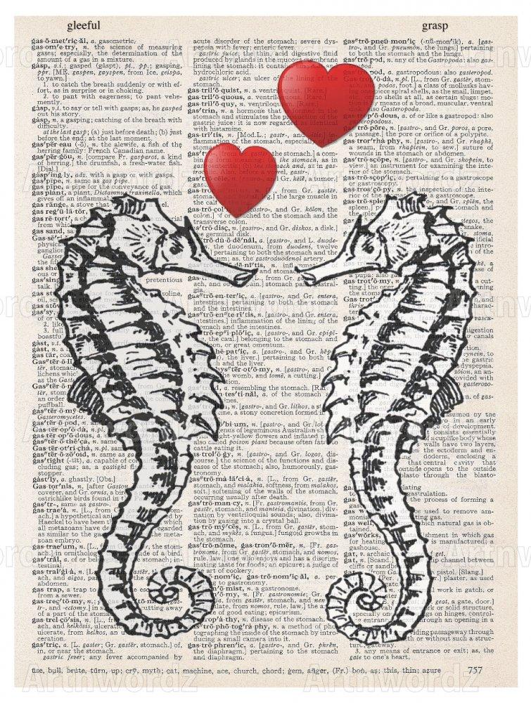 Seahorses Heart
