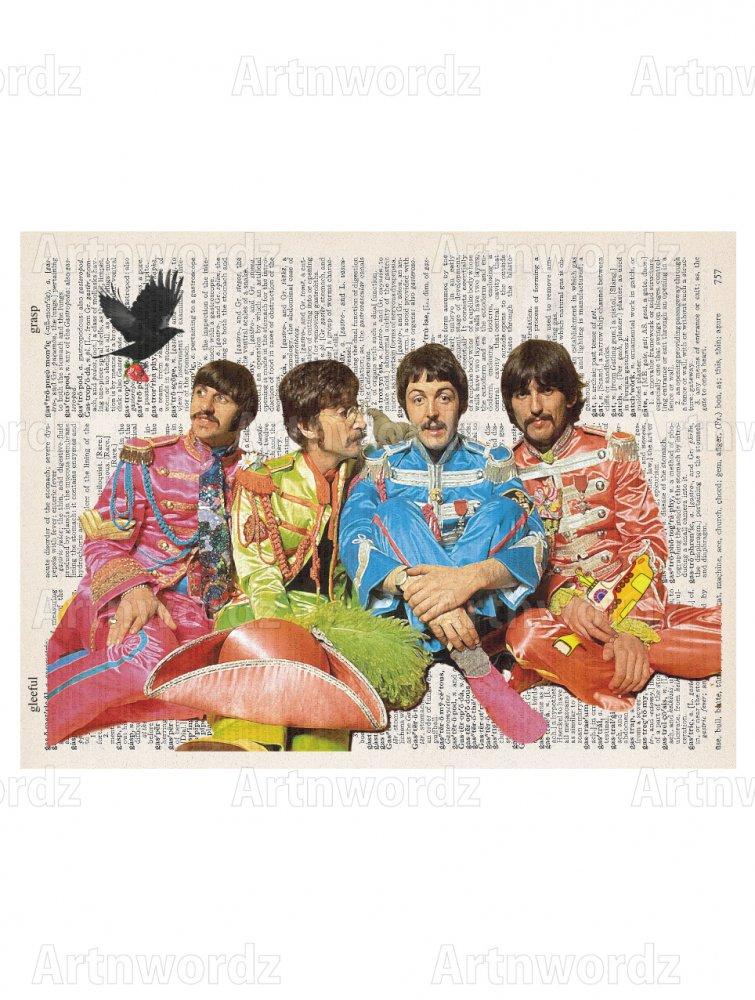 Sgt. Pepper World