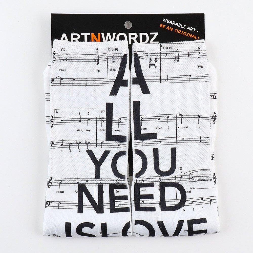 ソックス  (All U Need is Love Music)