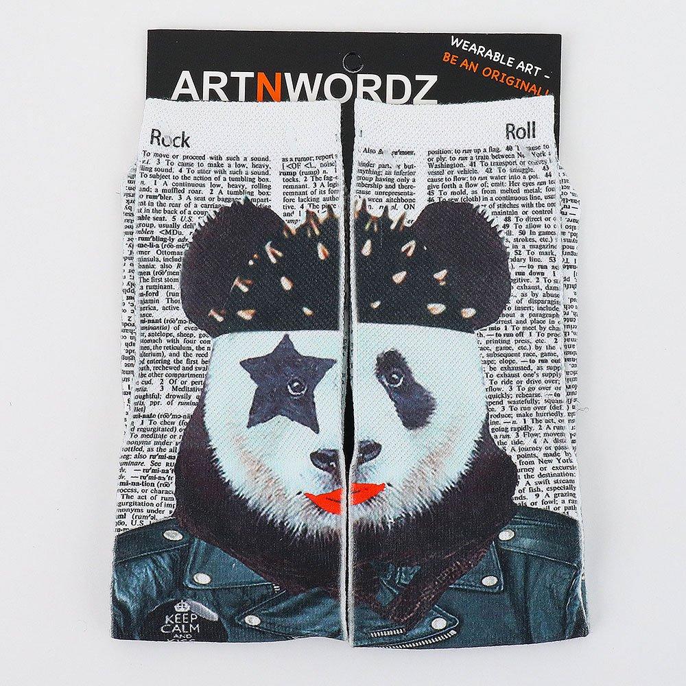 ソックス  (Panda Kiss)