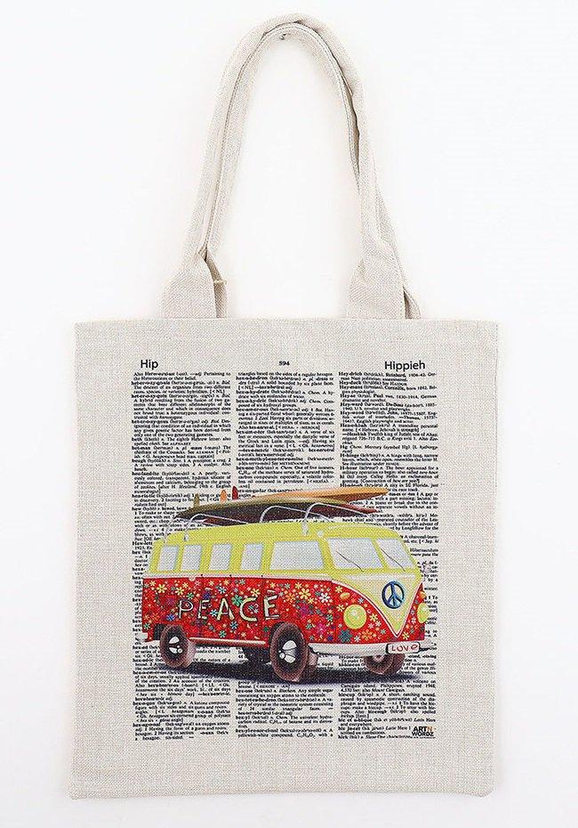 トートバックL(VW Van)