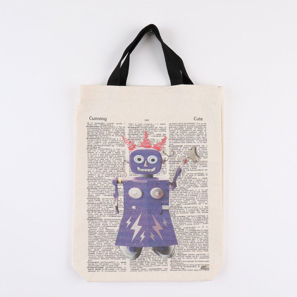トートバッグM (Fem Robot)