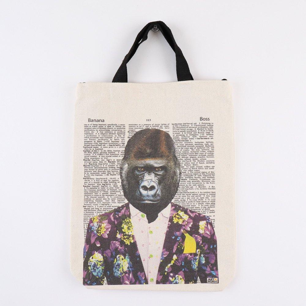 トートバッグM (Monkey Business)