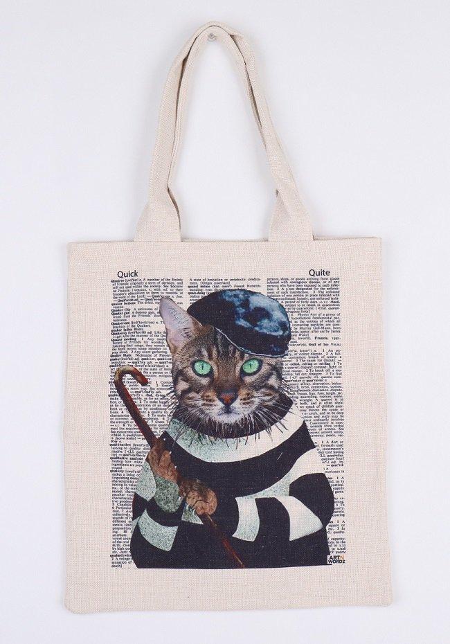 トートバックL(CAT BURGLAR)