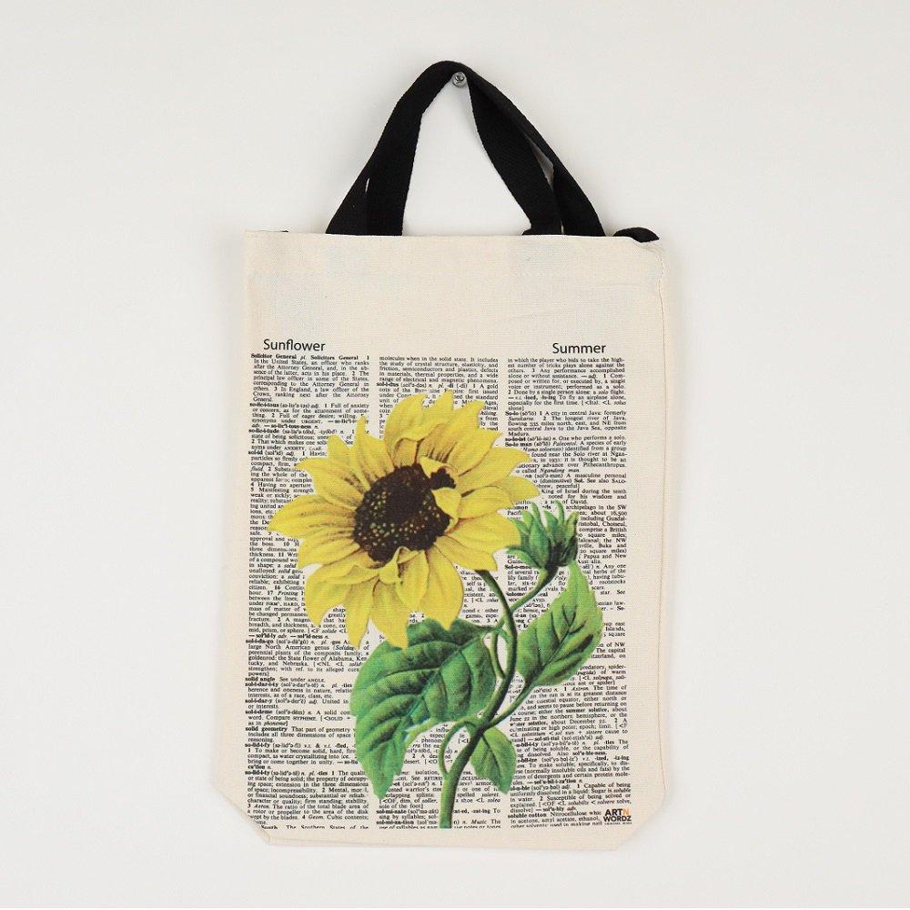 トートバッグM (Sunflower)