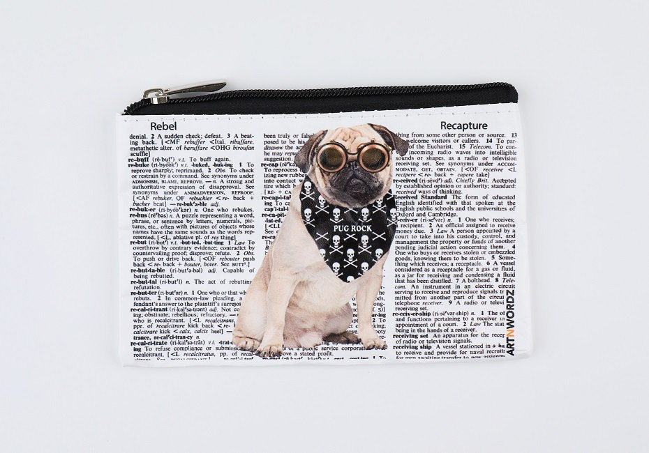 <img class='new_mark_img1' src='https://img.shop-pro.jp/img/new/icons1.gif' style='border:none;display:inline;margin:0px;padding:0px;width:auto;' />ポーチS(Steam Punk Pug)