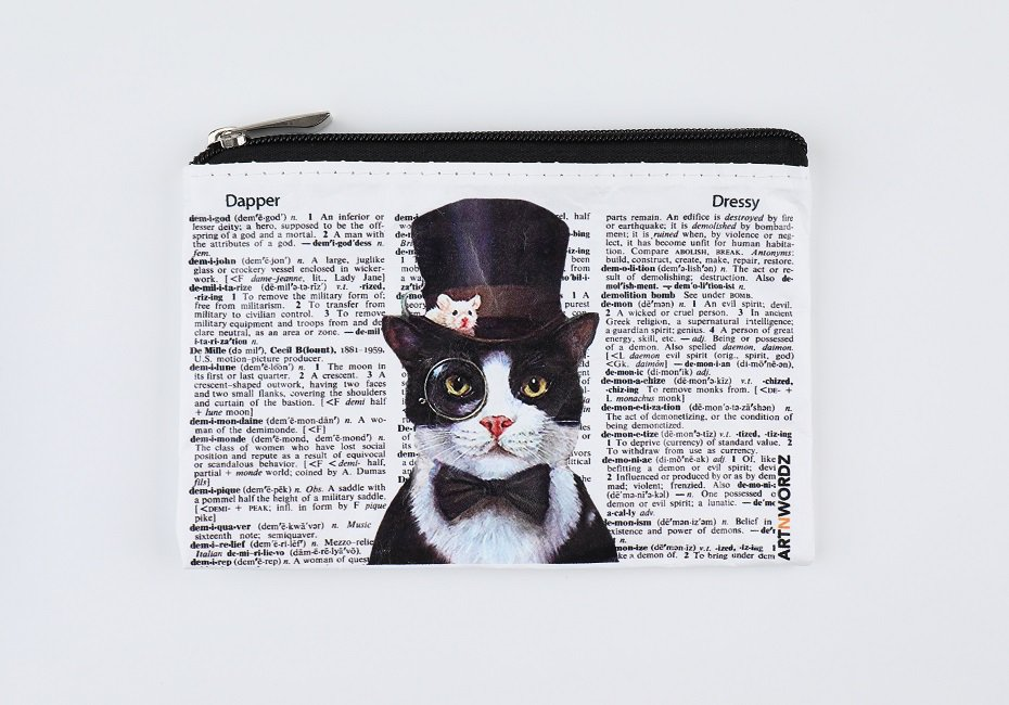 <img class='new_mark_img1' src='https://img.shop-pro.jp/img/new/icons1.gif' style='border:none;display:inline;margin:0px;padding:0px;width:auto;' />ポーチS(Classy Cat)