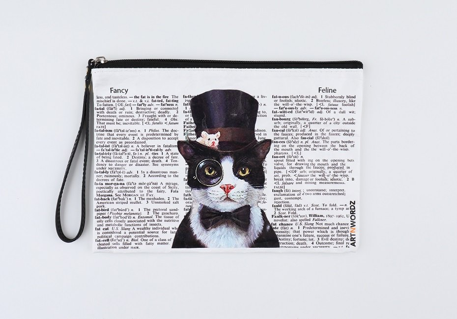 <img class='new_mark_img1' src='https://img.shop-pro.jp/img/new/icons1.gif' style='border:none;display:inline;margin:0px;padding:0px;width:auto;' />ポーチM(Classy Cat)