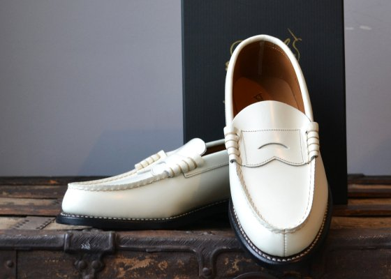 GLAD HAND×REGAL グラッドハンド x リーガル COIN LOAFERS - SHOES