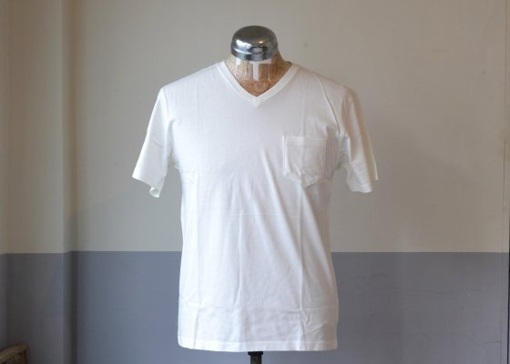 GLADHAND PACKTEE-06 V-NECK POCKET T-SHIRTS