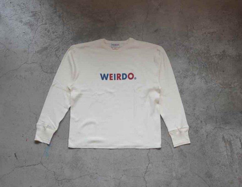 WEIRDO L/S T-SHIRTS