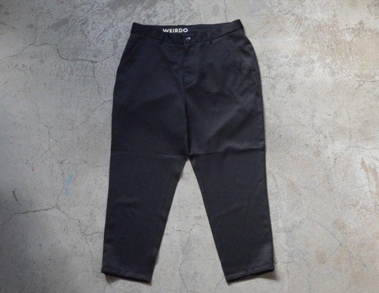 WEIRDO W&L UP SLACKS PANTS