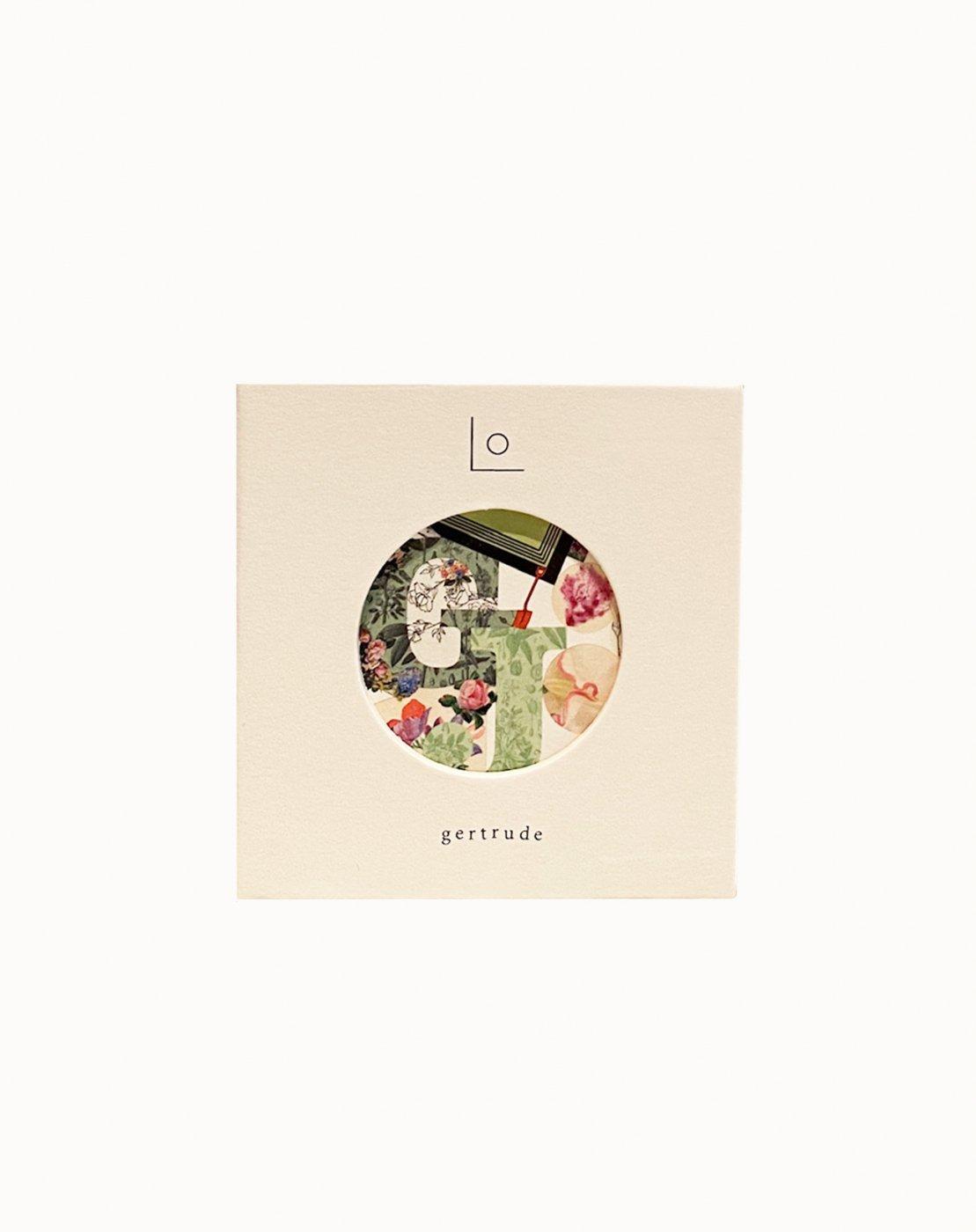 leur logette - 【LO Vegan Fragrance Candle 】 - gertrude