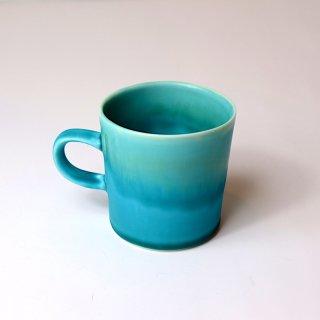 <img class='new_mark_img1' src='https://img.shop-pro.jp/img/new/icons8.gif' style='border:none;display:inline;margin:0px;padding:0px;width:auto;' />【EIJI MIYAKI】Mug Cup S size -Nile blue-