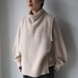 <img class='new_mark_img1' src='https://img.shop-pro.jp/img/new/icons20.gif' style='border:none;display:inline;margin:0px;padding:0px;width:auto;' />【unfil】royal baby alpaca high neck warmer