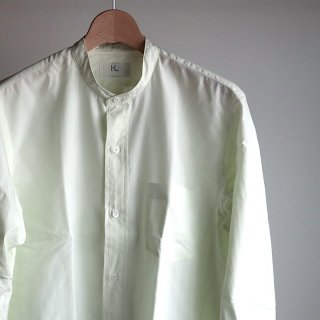 <img class='new_mark_img1' src='https://img.shop-pro.jp/img/new/icons8.gif' style='border:none;display:inline;margin:0px;padding:0px;width:auto;' />【HERILL】Suvin Stand Coller Shirts