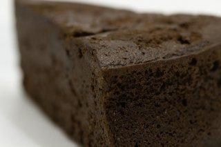 すみやの炭チョコケーキ  オーガニック ヘルシー ビター