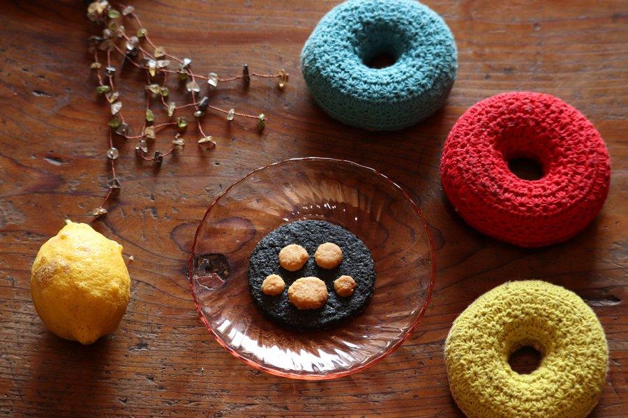 ハッピークッキーセット 福よぶ招き猫クッキー7枚 幸せの青い鳥クッキー7枚
