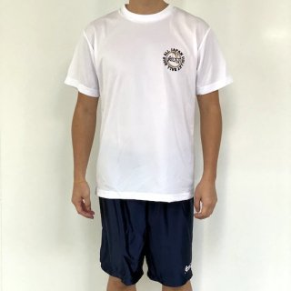<img class='new_mark_img1' src='https://img.shop-pro.jp/img/new/icons15.gif' style='border:none;display:inline;margin:0px;padding:0px;width:auto;' />DRY Tシャツ  [ALL JAPAN 2019] WHITE