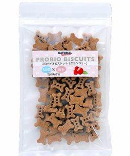 膀胱炎や尿トラブルが心配な子向き・クランベリークッキー