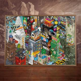New York Poster / eBoy