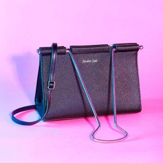 Binder Clip Bag [Black] / Studio Cult