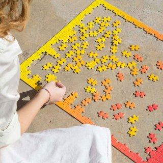 Gradient Puzzle [500 pieces] / AREAWARE