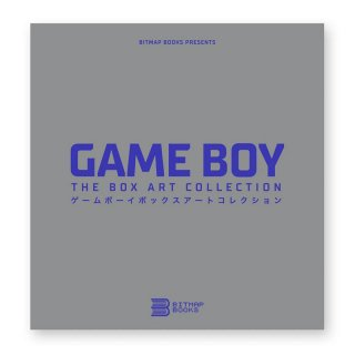 Game Boy: The Box Art Collection / Bitmap Books