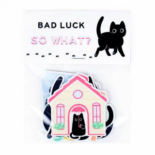 Bad Luck, So What? Sticker Pack / Miski